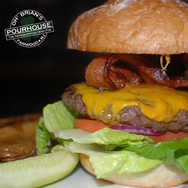10 oz. burgers at the Pourhouse in Fanwood
